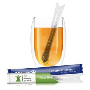 Bio - Netradiční čaj v reklamním obalu