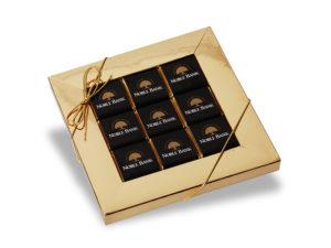 Reklamní čokolády v dárkovém balení