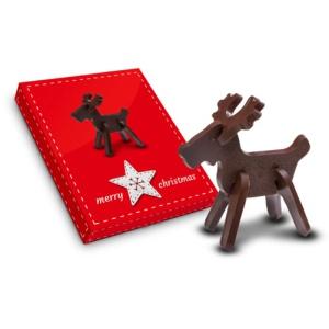 Čokoládové 3D puzzle - sob