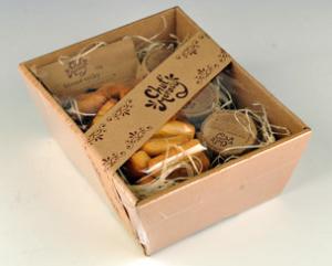 Malý balíček s pochutinami