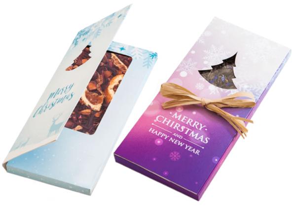 Aromatický vánoční čaj