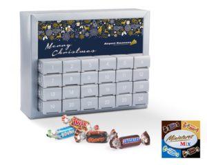 Adventní kalendáře s mini mixem