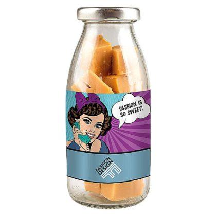 lahvička s karamelkami