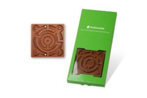 Čokoládový labyrint