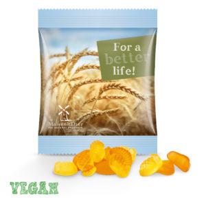 Mini želé v sáčku 15 g pro vegany