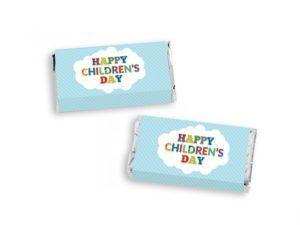 Mini-čokoládka na den dětí