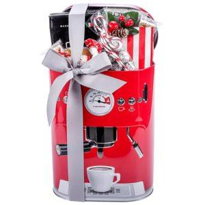 Kávový vánoční box