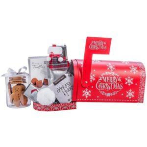 Veselá vánoční schránka