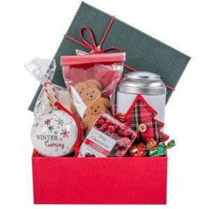 Vánoční krabice