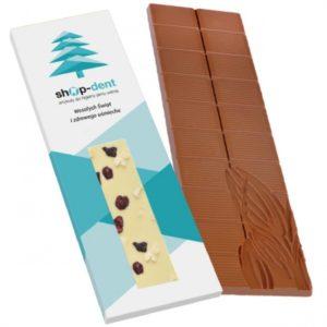 Čokoláda dlouhý pruh