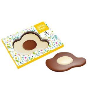 Čokoládové smažené vejce
