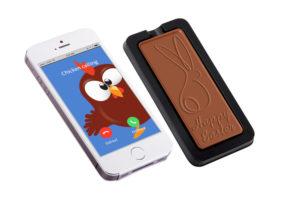 Čokoládový smartphone