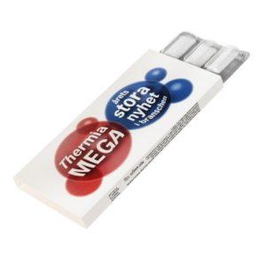 Žvýkačky v blistru