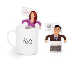 2 šálky čaje