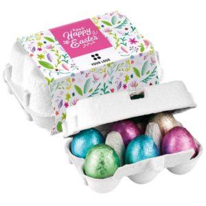 6 velikonočních vajíček