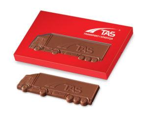 Čokoládový kamión