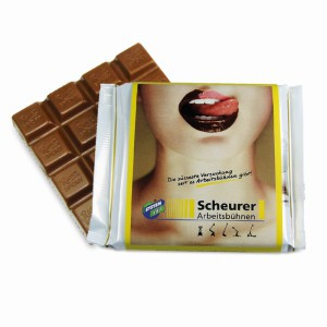 Čokoláda Ritter SPORT