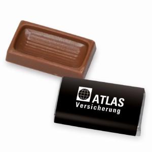 Čokoládka Neapolitan v reklamním obalu