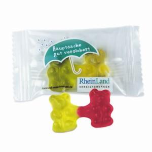 Želé spojení medvídci v sáčku