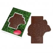 Čokoládový velikonoční zajíček s vlastním potiskem